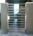 Stainless Steal Gate